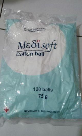 Cotton bals