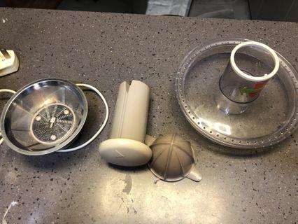 Tefal 榨汁機elea duo 法國福特