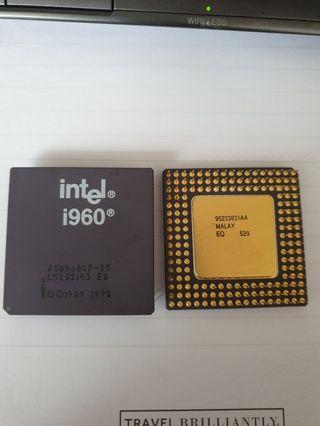 Intel i960 embedded controller