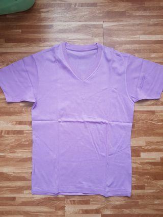 Uniqlo V neck Purple size S