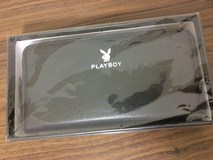 🚚 playboy長夾—黑色
