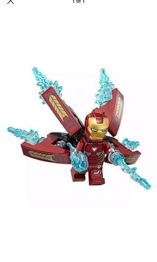Lego Ironman 76107 (with all accessories per photo)