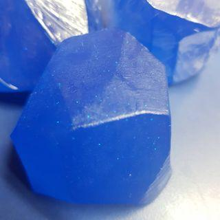 🚚 Crystal frost soap