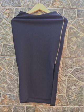 Slit Maxi Skirt ( ada belahan samping )