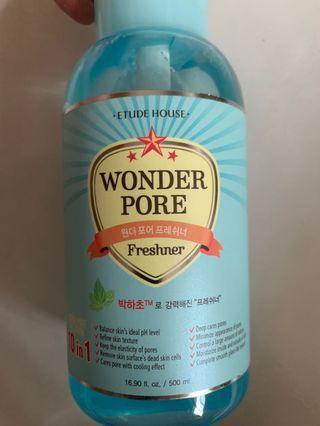 🚚 Etude House Wonder Pore Freshner