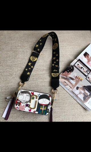 🚚 PO Marc Jacobs snap shot camera bag