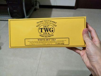 🚚 TWG WHITE SKY TEA