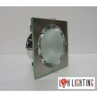 LSH Lighting 6 inch PLC Downlight Square Bracket 3752ST/6PLC