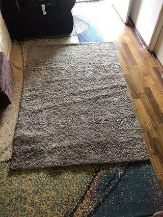 Karpet ikea hampen 133x195cm