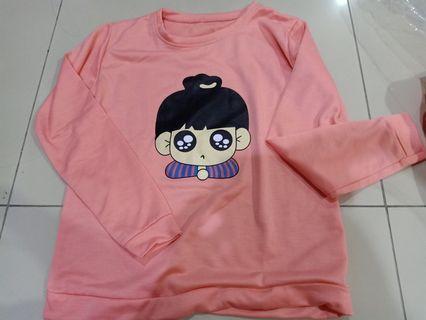 Baju Pink Lucu