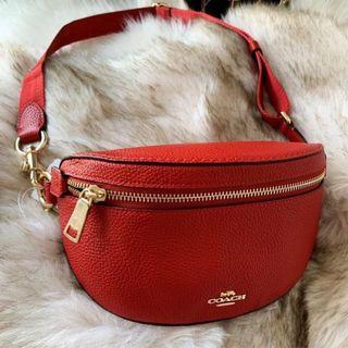 📍SALE! Coach Salena Gomez Belt Bag ❤️