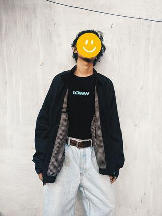 Chaps Oversized Tartan Jacket