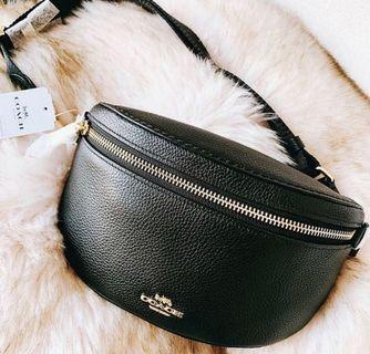 📍SALE! Coach Salena Gomez Belt Bag❤️