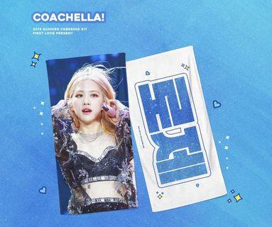 Rosé blackpink cheering kit by first love