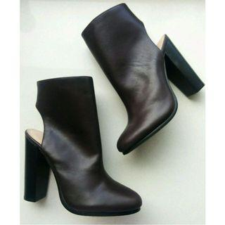 Kookai Hudson Cutout Ankle Boot