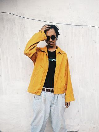 Yellow Mustard Jacket