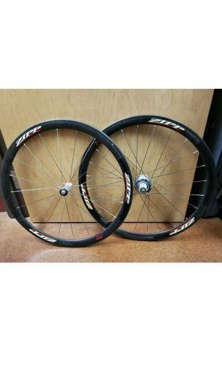 Zipp 303 Firecrest  Carbon fiber 700c Wheel set