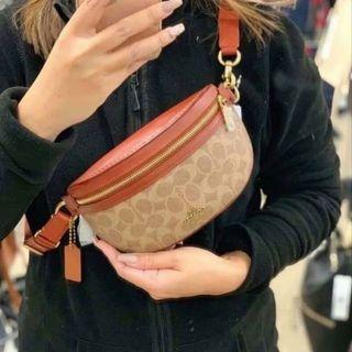 📍SALE! Coach SalenaGomez Belt Bag