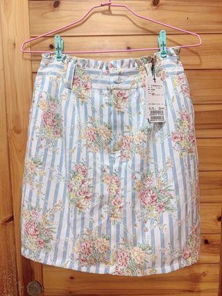 🚚 H2O日系裙子 花苞裙 材質超好