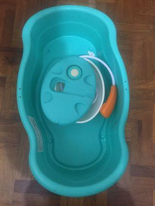 🚚 Baby Bath Tub summer infant