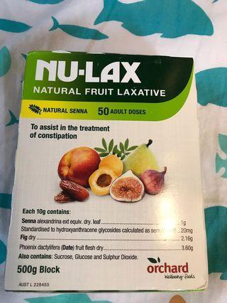 Nulax澳洲樂康膏 天然饍食纖維