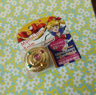 美少女戰士變身器sailor moon lip balm creer beauty sasa sailormoon