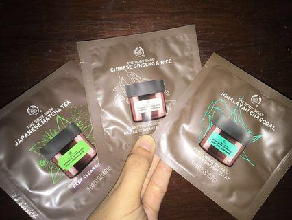The Body Shop Multi Mask