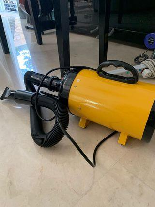 Pet Hair Blower Dryer for Dogs and Cats Grooming