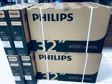 """🚚 32"""" Philips TV"""