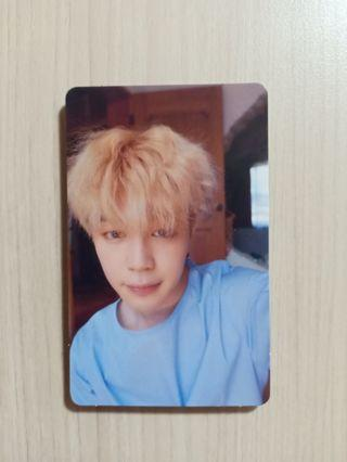BTS JIMIN Love Yourself : Her L Version Photocard