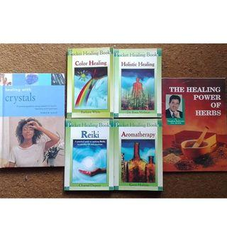 Alternative Healing Books