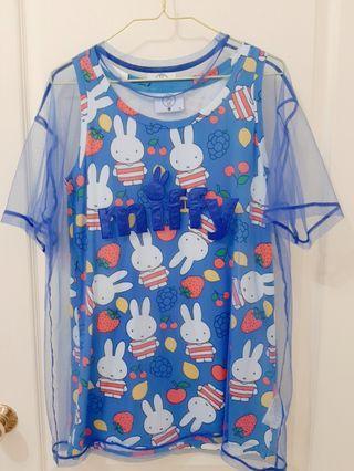 🚚 Miffy 無袖上衣