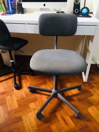 BLECKBERGET Swivel chair