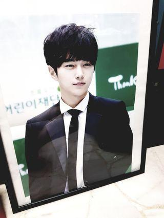 🚚 Myungsoo INFINITE L A3 Poster