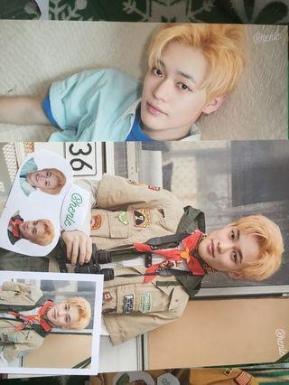 NCT DREAM SUMMER VACATION KIT CHENLE