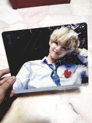 🚚 Taehyung V BTS mousepad mouse pad
