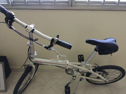 Tern Link B7 Foldable Bicycle 20-inch 7-spd