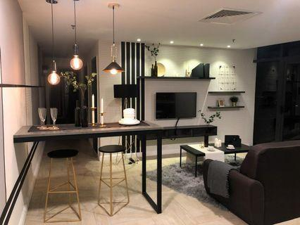 Empire City Marriot International Hotel ID Design Fully Furnished