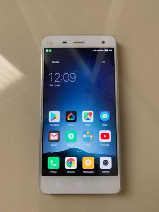 Xiaomi Mi4 Ex garansi 2gb/16 gb mulus lengkap