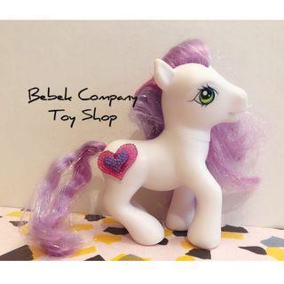 愛心💗 2005 Hasbro My Little Pony MLP G3 古董玩具 我的彩虹小馬 第三代 絕版玩具