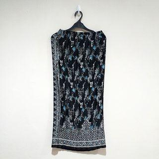 Batik Pleats Skirt
