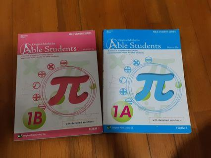 Able Students 1A & 1B