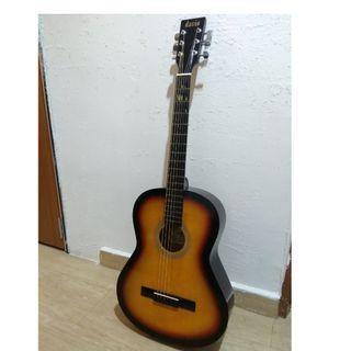 Handcrafted Acoustic Guitar
