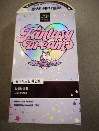 Mise En Scene Fantasy Dream Hair colour lilac purple