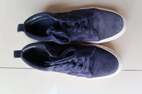 ZARA Shoes Navy