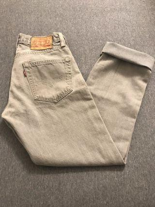VINTAGE LEVIS HIGH WAISTED JEANS AUTHENTIC