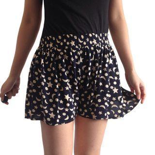 Moon & Star Shorts
