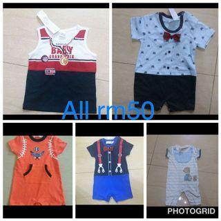 F&f baby collection (0-36)