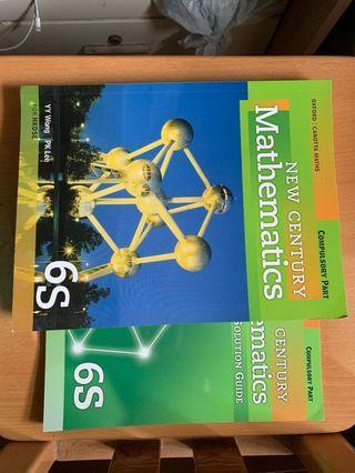 New Century Mathematics 6S