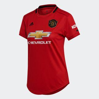 WOMEN MANCHESTER UNITED HOME JERSEY